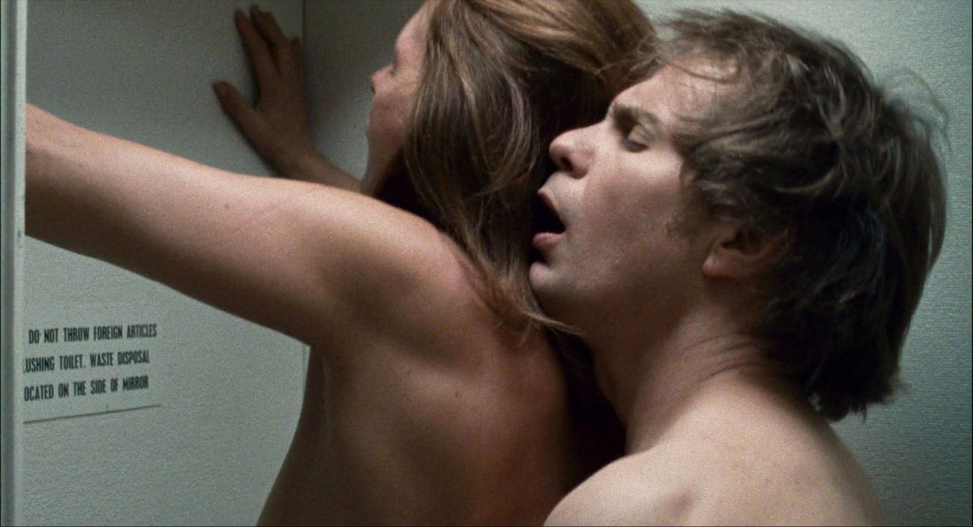 Alice Barrett nude - Choke (2008)