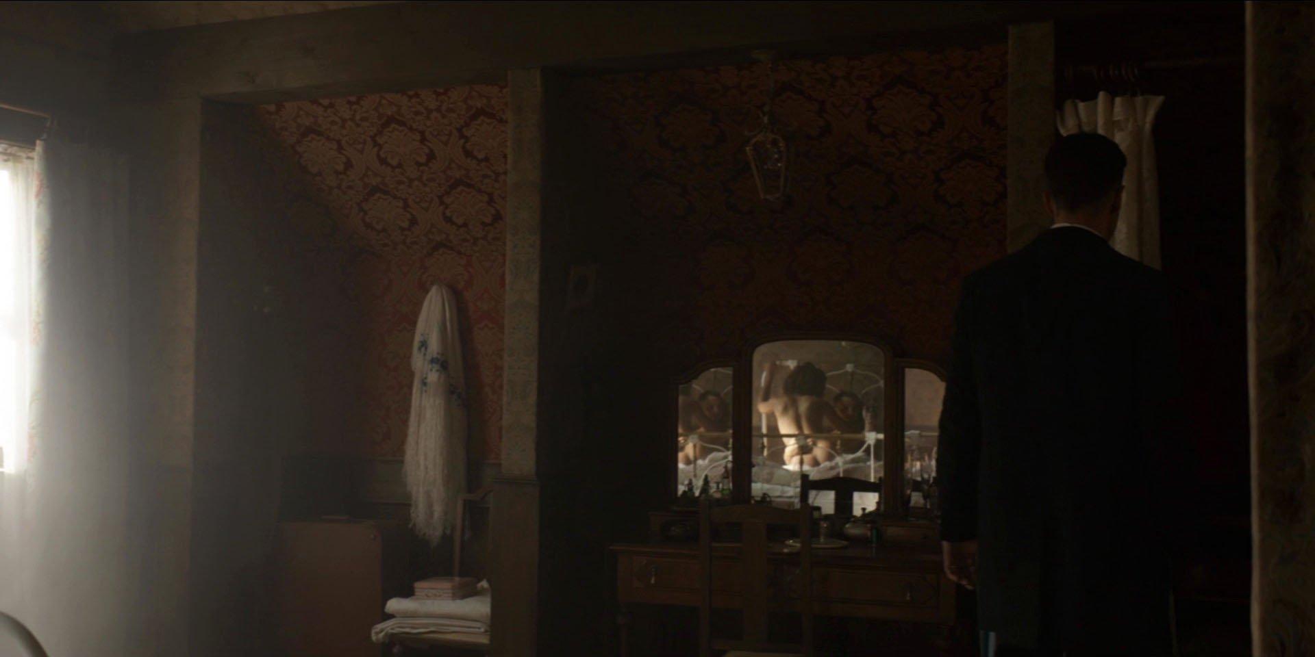 Chasten Harmon nude - Damnation s01e01 (2017)