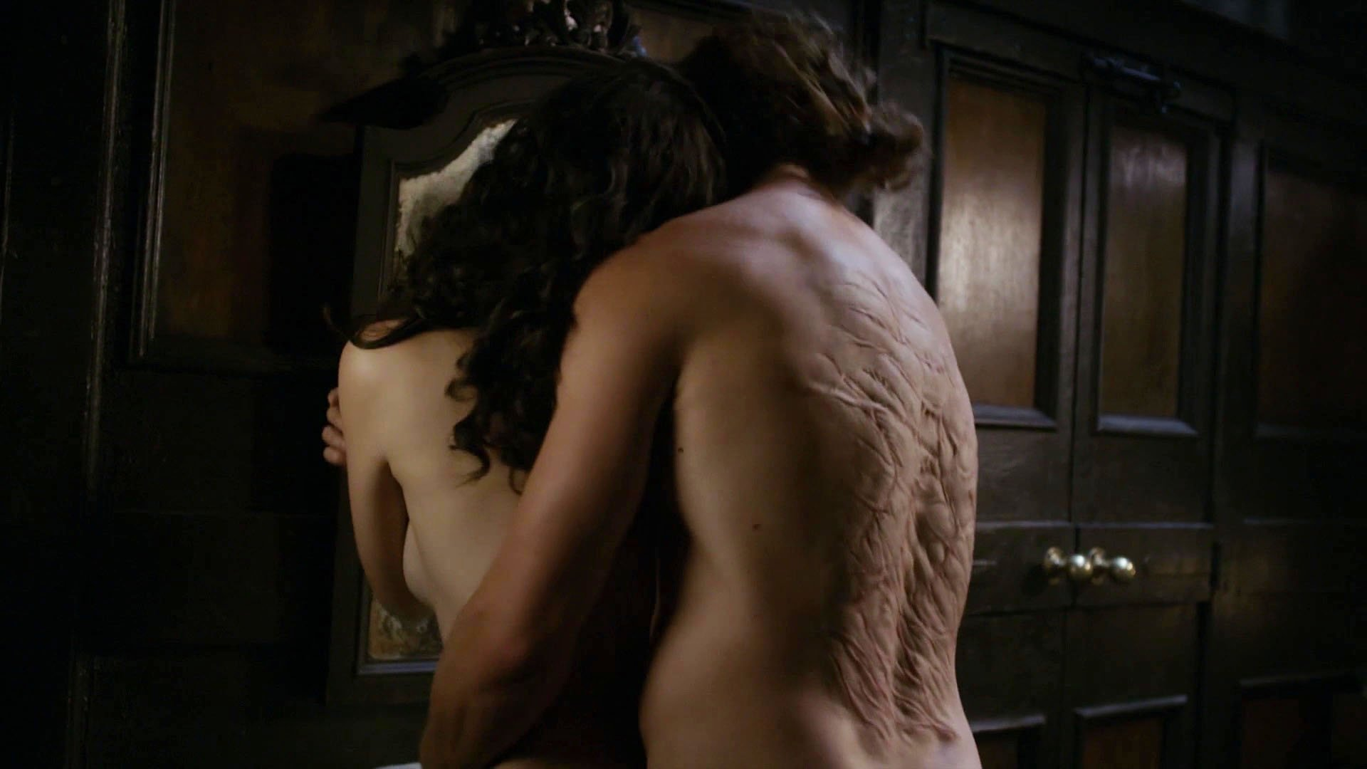 Caitriona Balfe nude - Outlander s03e11 (2017)