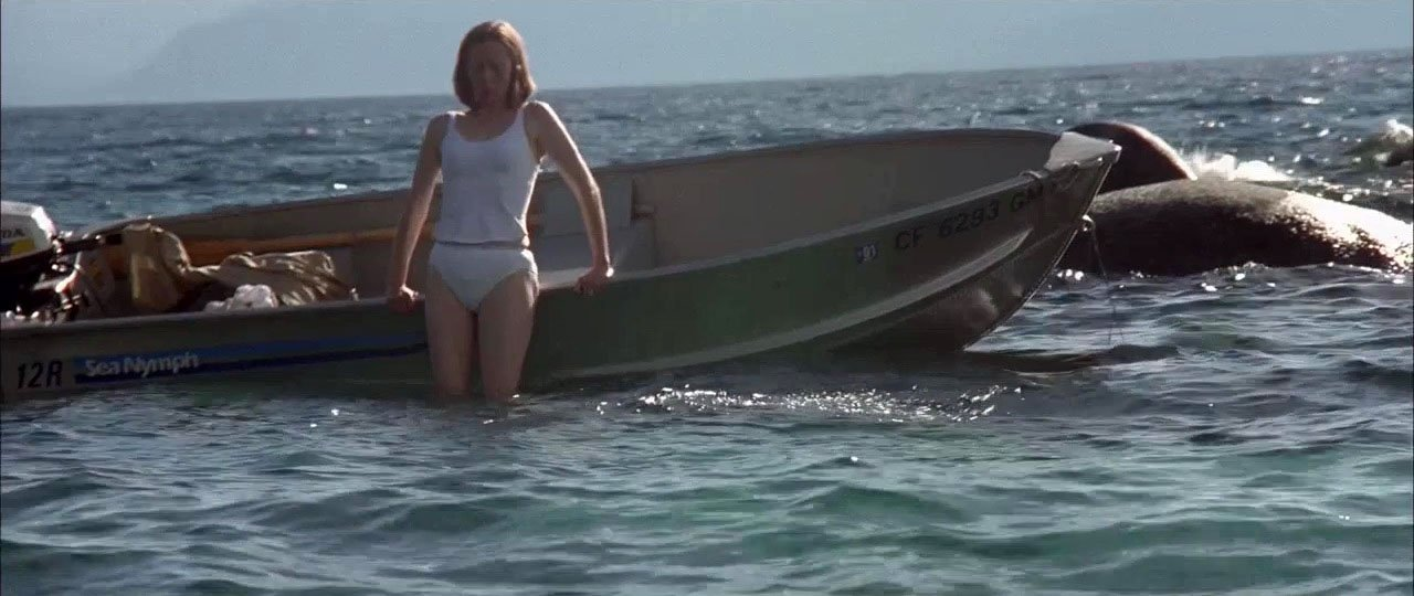 Tilda Swinton sexy - Deep End (2001)