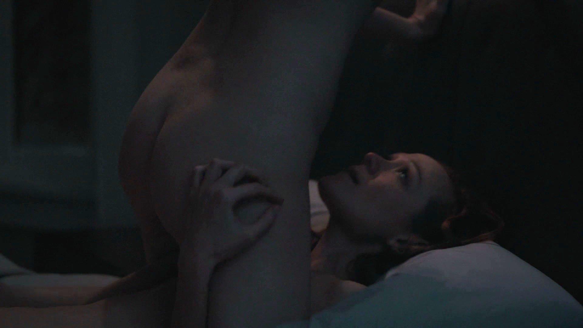 Anna Friel nude, Louisa Krause nude - The Girlfriend Experience s02e07 (2017)
