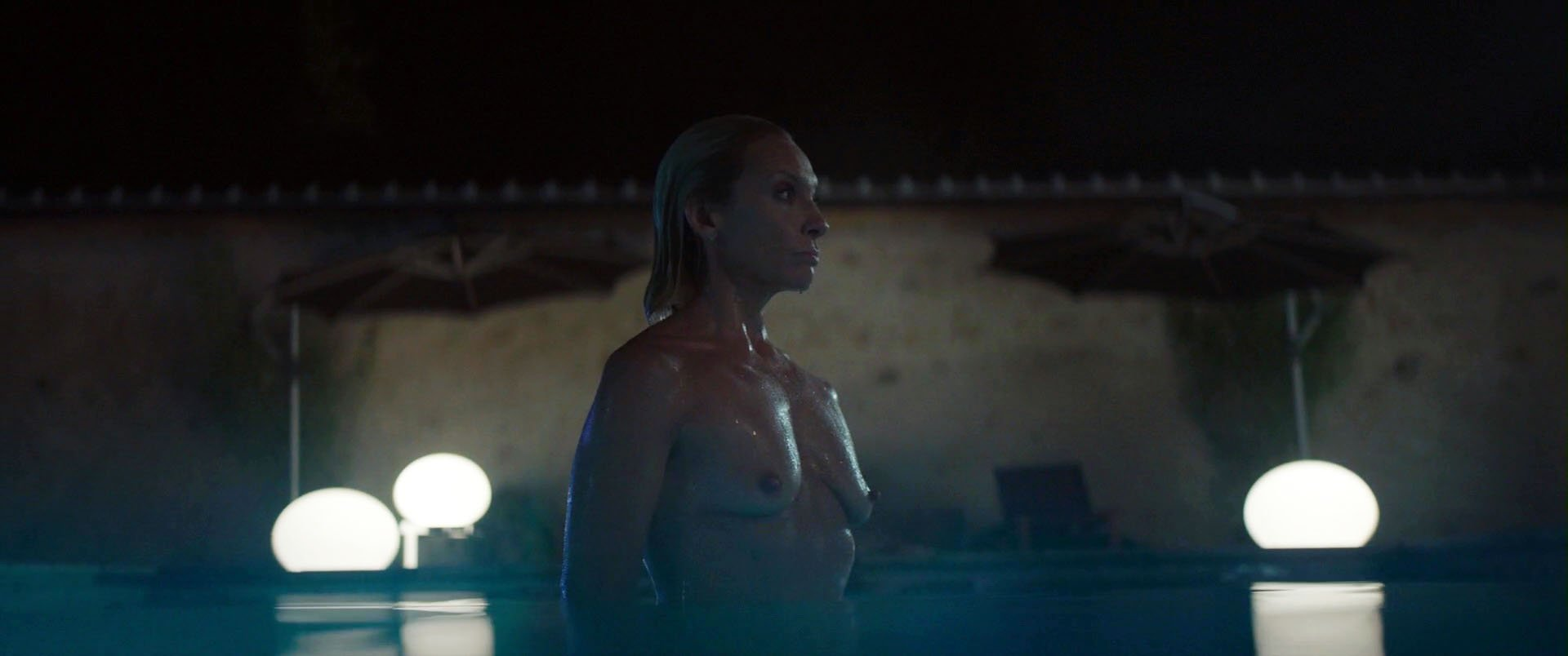 Toni Collette nude - Madame (2017)