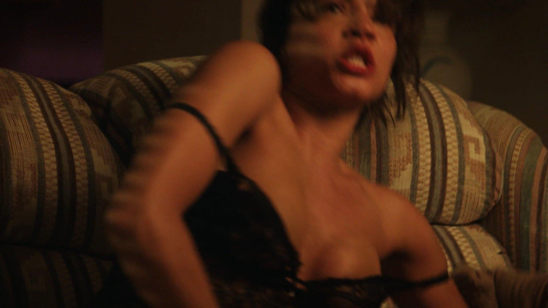 Nude Video Celebs  Carmen Ejogo Sexy - The Girlfriend -6467