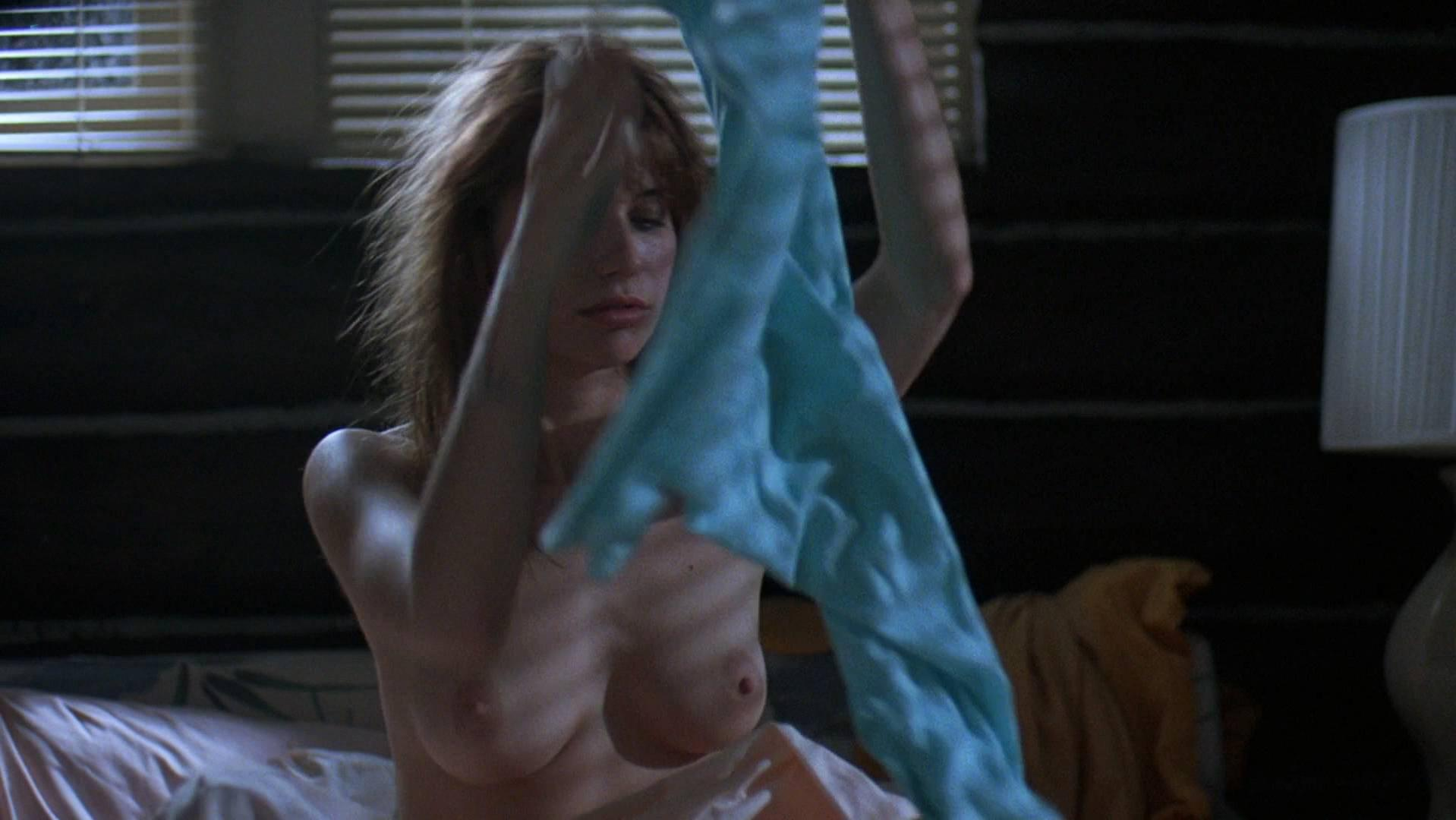 Elizabeth Kaitan nude, Heidi Kozak nude - Friday The 13th Part VII (1988)