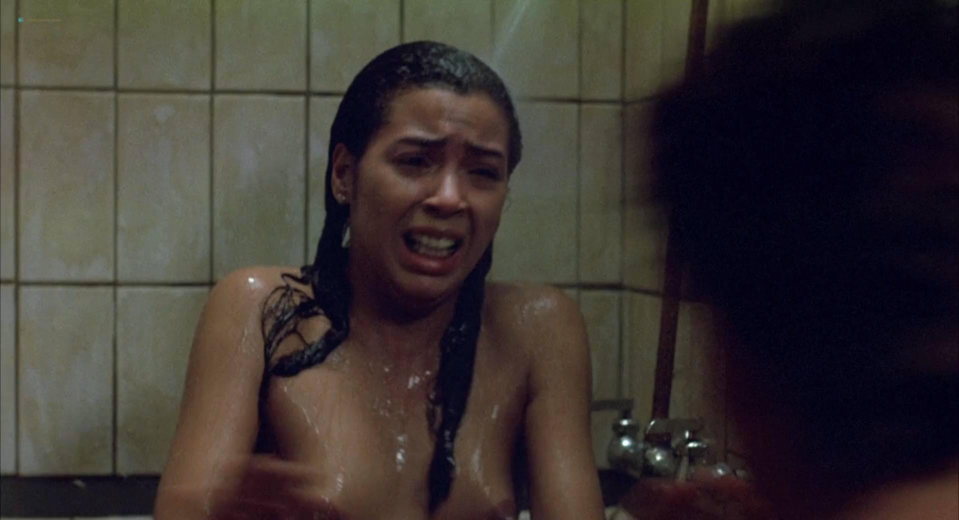 Irene Cara nude - Certain Fury (1985)