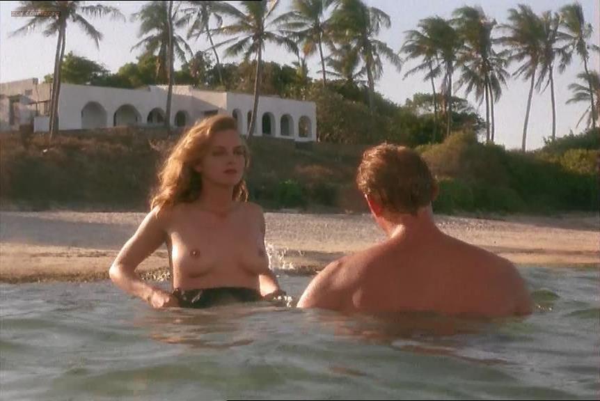 Greta Scacchi nude - White Mischief (1987)