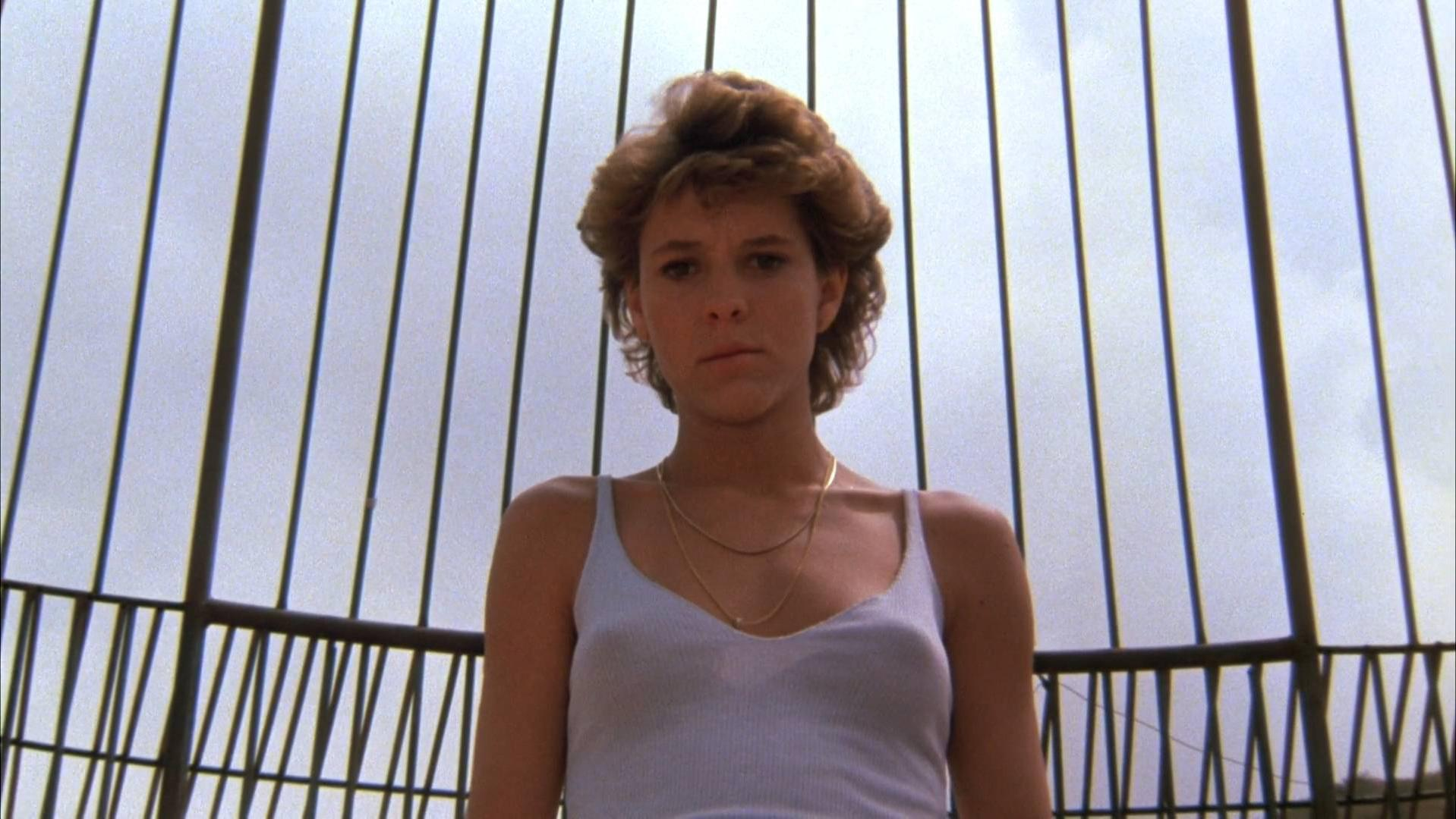 Kristy McNichol sexy - White Dog (1982)