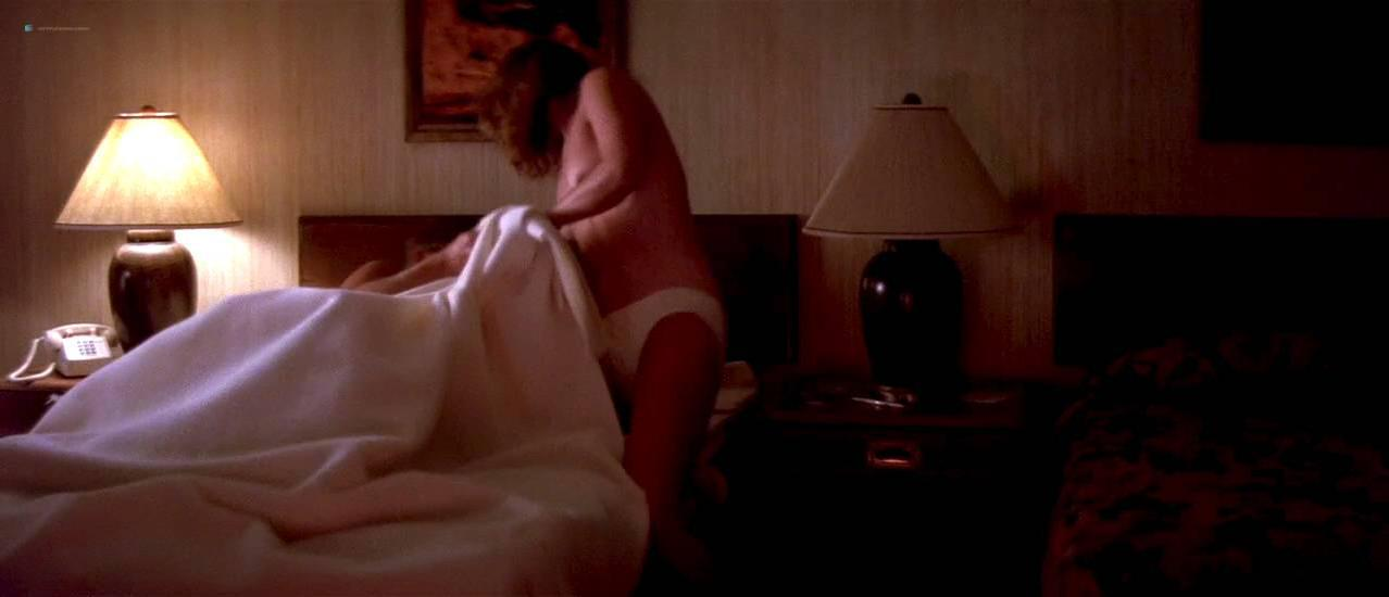 Alexandra Paul nude - American Flyers (1985)