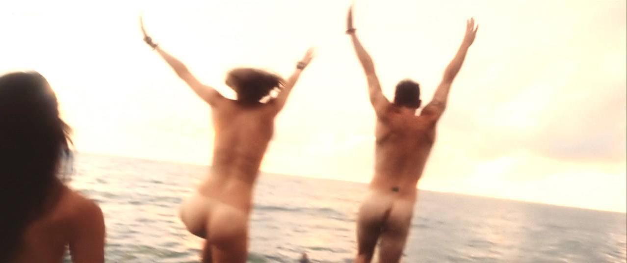 Astrea Campbell-Cobb nude, Elly Han nude, Linnea Larsdotter nude - Till We Meet Again (2016)