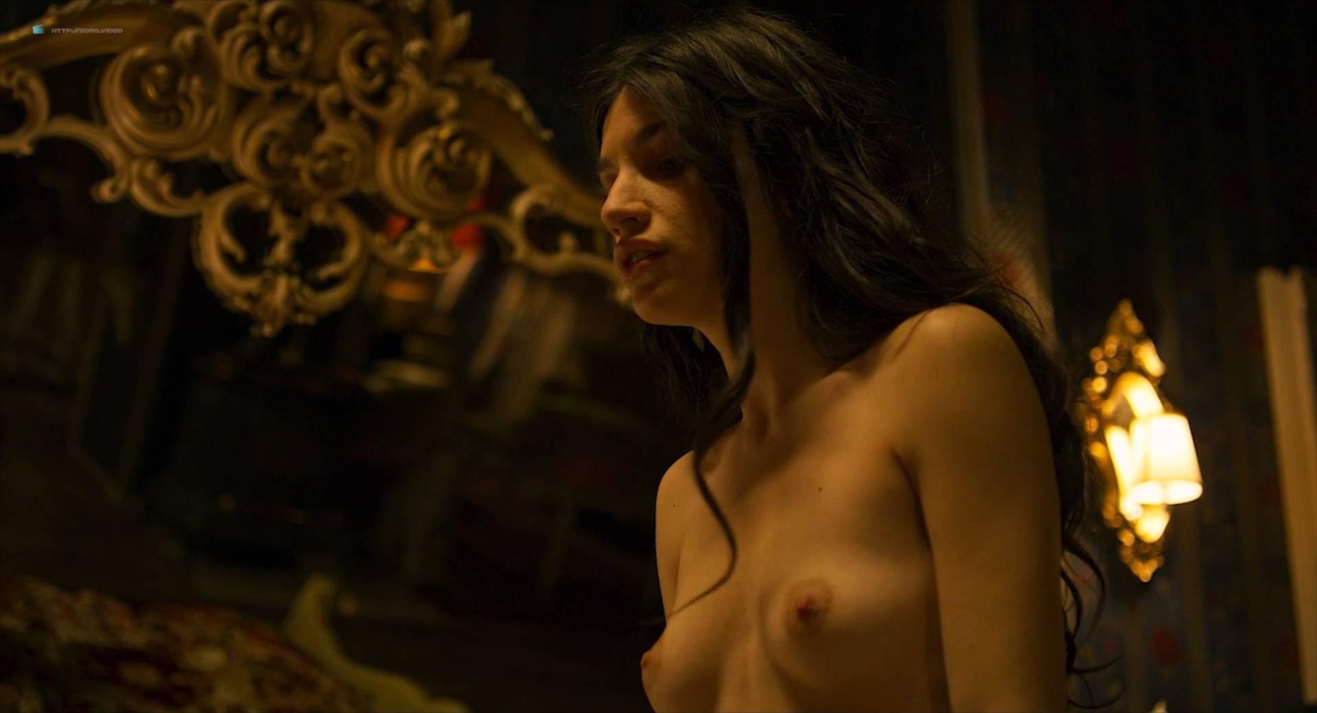 Carlotta Antonelli nude - Suburra s01 (2017)