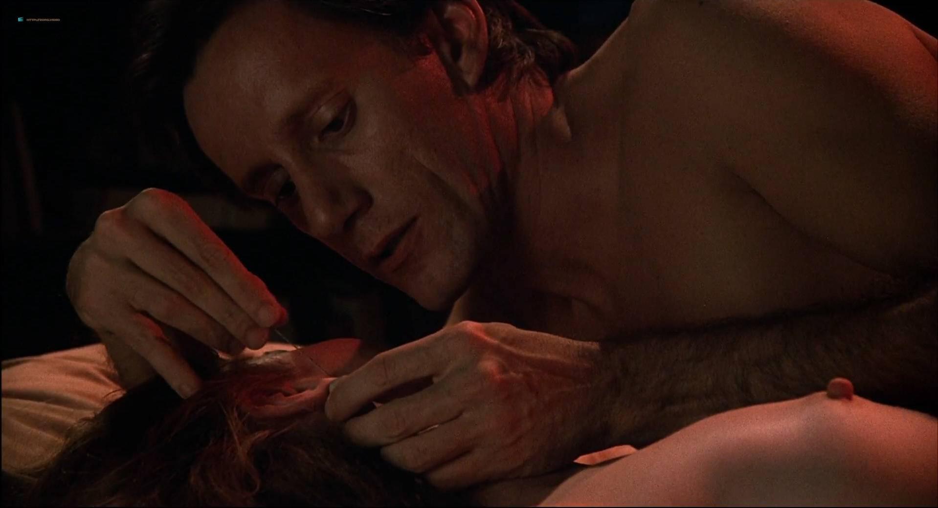 Deborah Harry nude - Videodrome (1983)