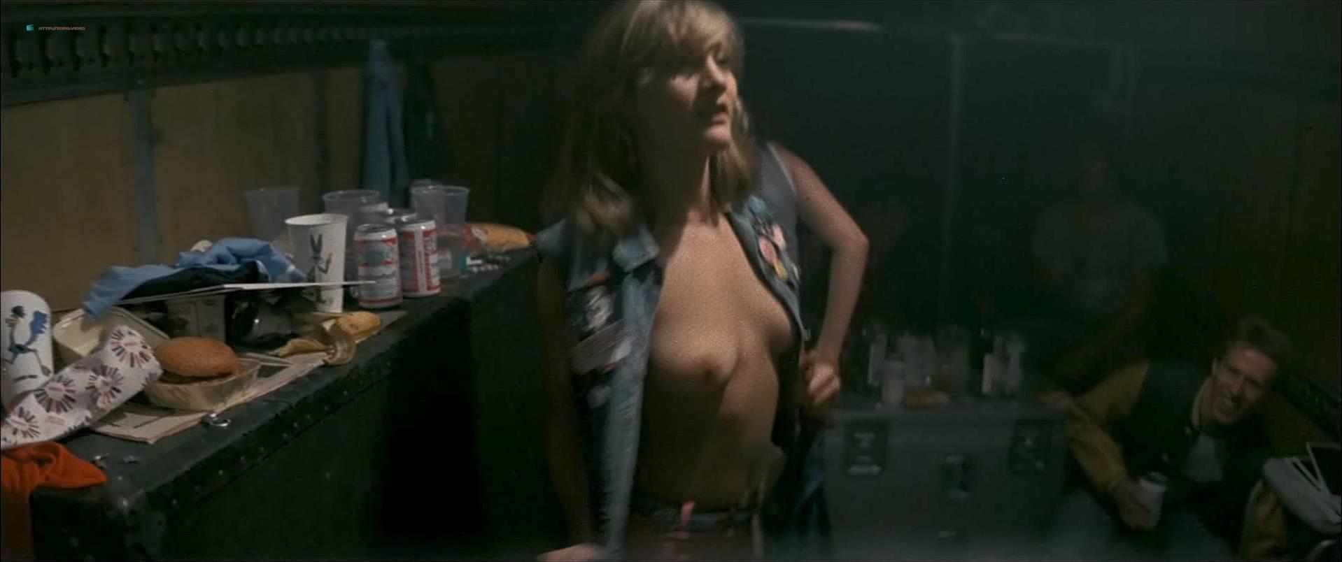 Jennifer Morrison Nude Boob Showing In Sexy Dress