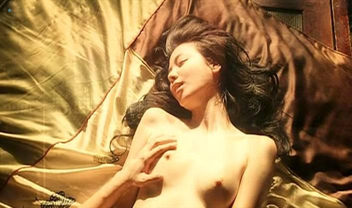 Kim Gyu-ri nude - Portrait of a Beauty (2008)