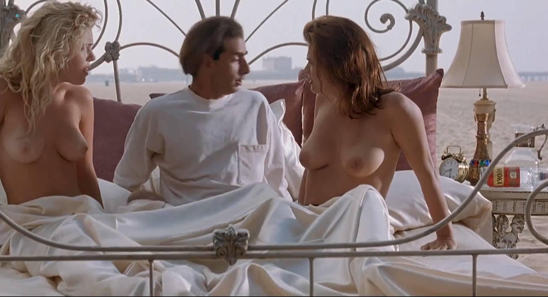 Monique Gabrielle nude, Michelle Grassnick nude, Alison Armitage nude, Wendy Kaye nude, Felicity Waterman nude - Miracle Beach (1992)