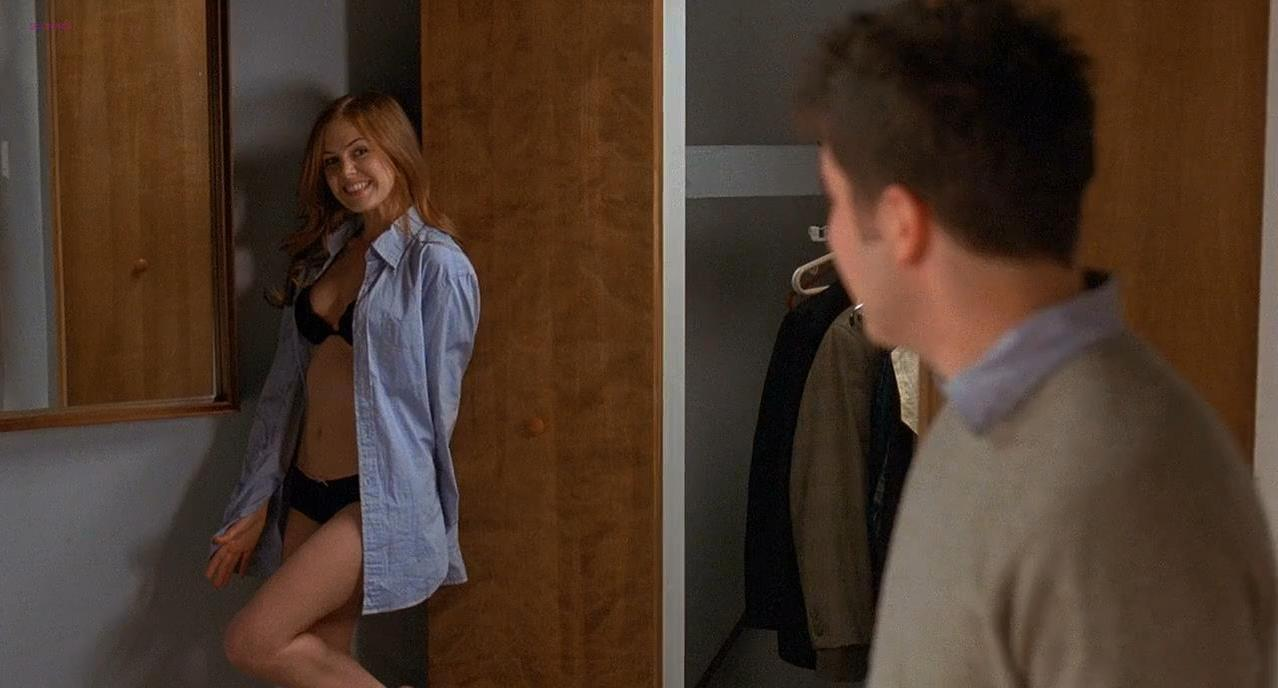 Isla Fisher sexy - Wedding Daze (2006)