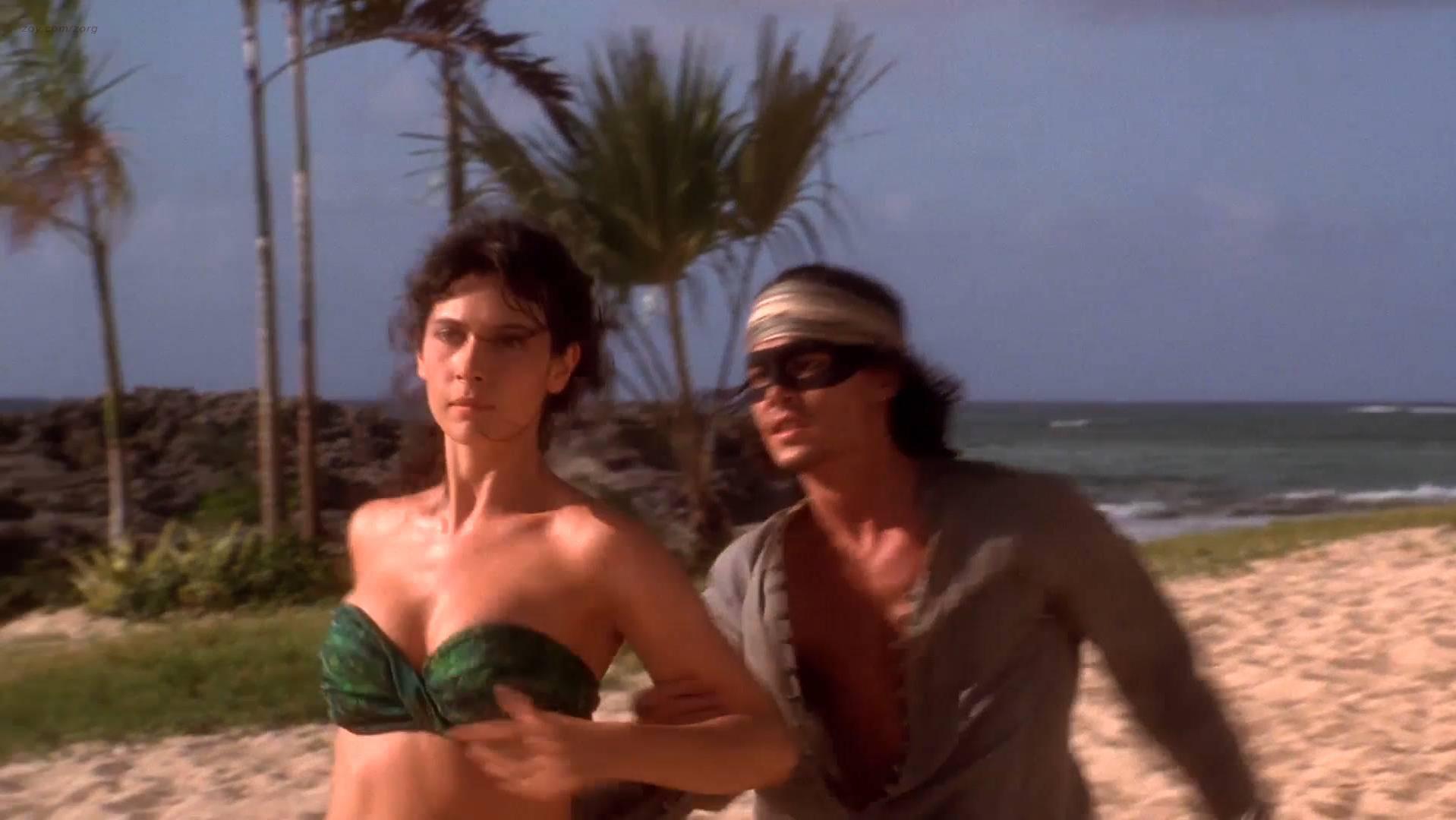 Geraldine Pailhas nude - Don Juan DeMarco (1995)