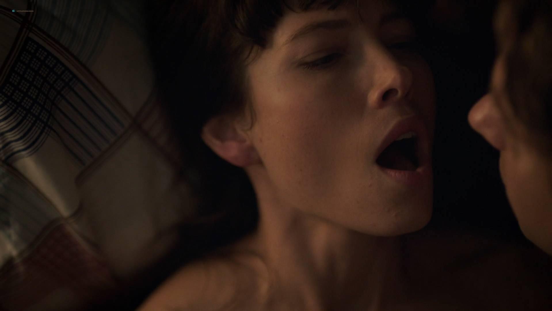 Jessica Biel sexy - The Sinner s01e06 (2017)