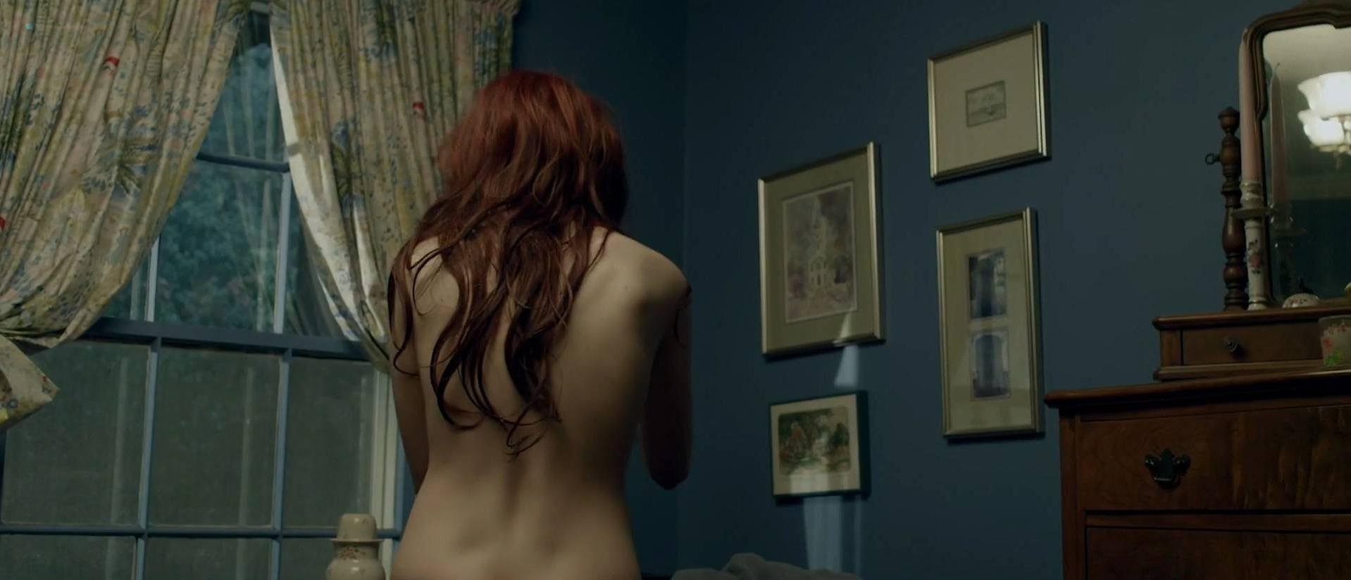 Alicia Underwood nude - Ghost Note (2017)