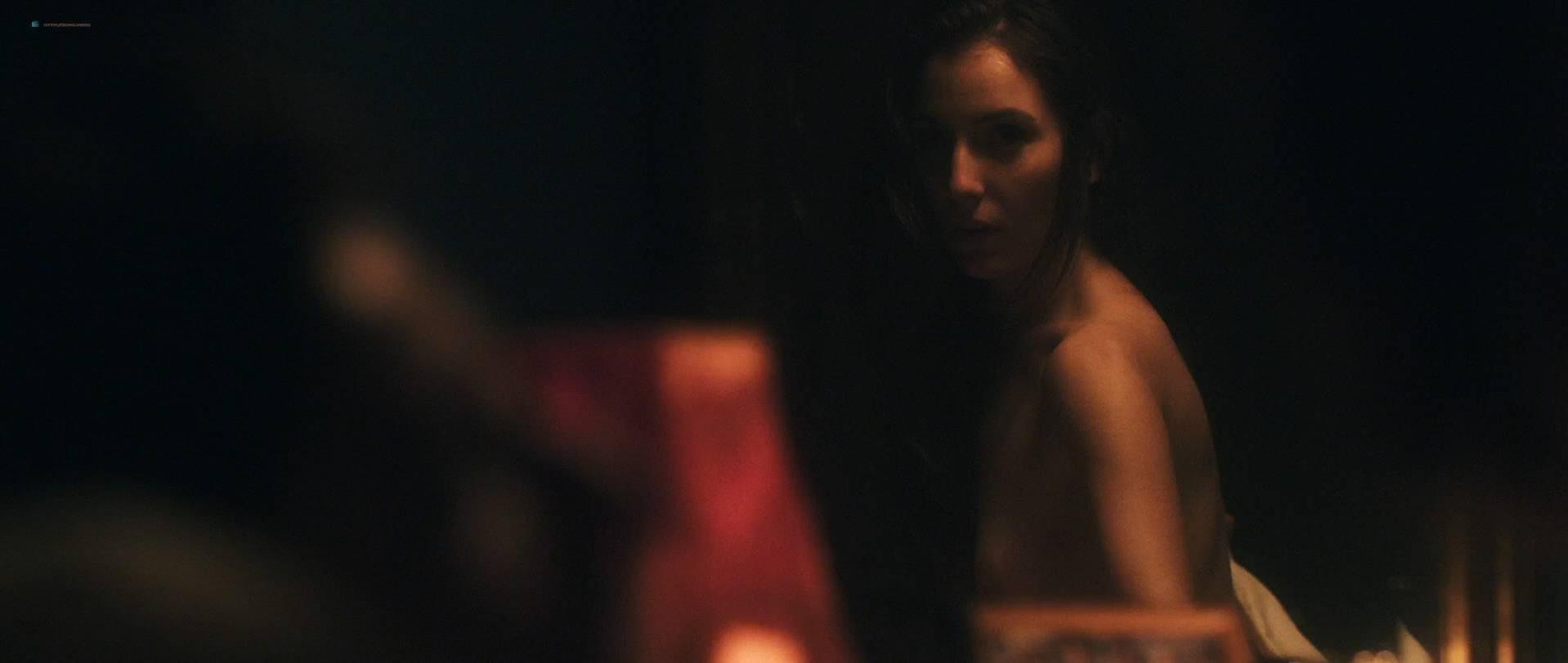 Yaiza Figueroa nude - Anti Matter (2016)