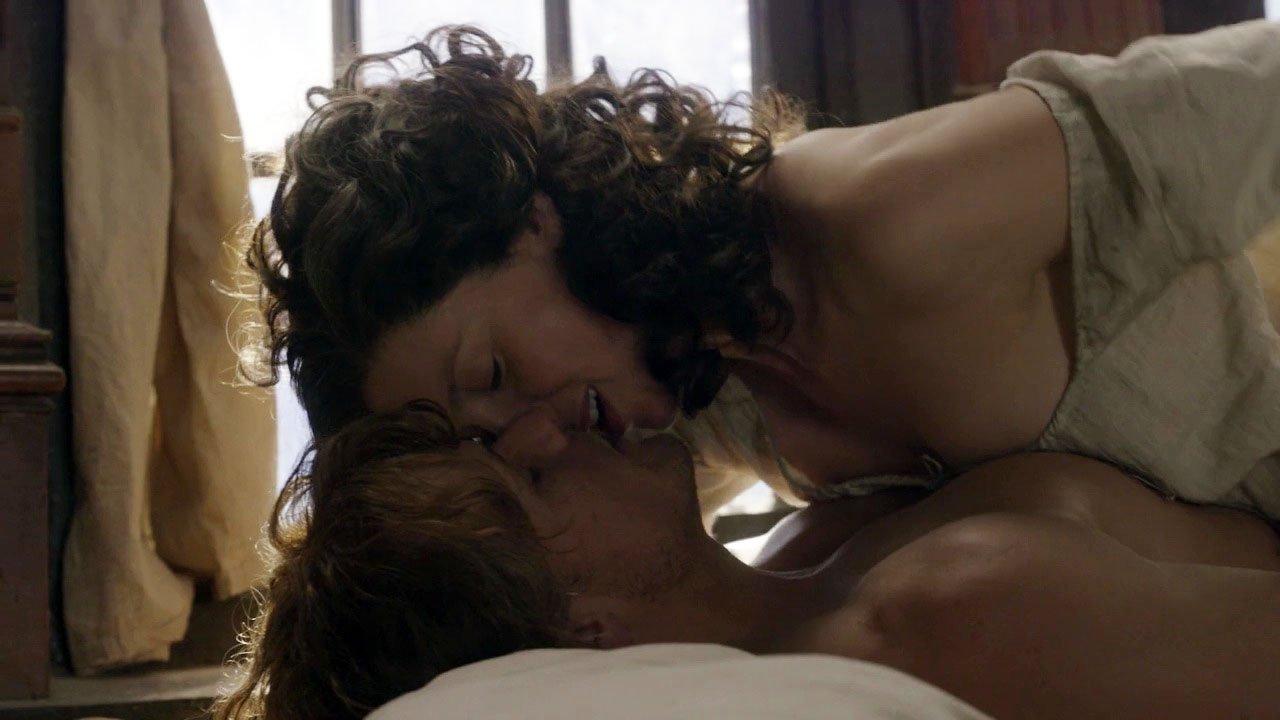 Caitriona Balfe nude - Outlander s03e13 (2017)