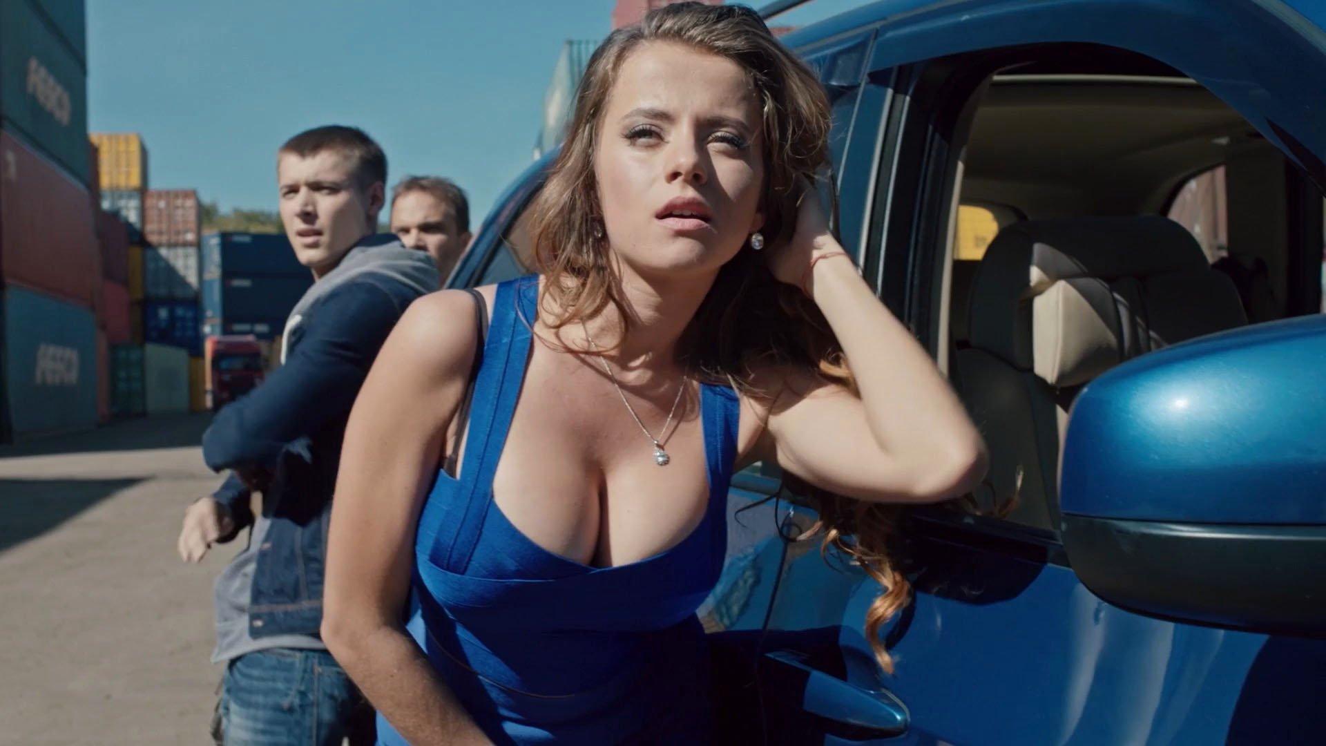 Ekaterina Kabak nude - Shameless RU s01e23 (2017)