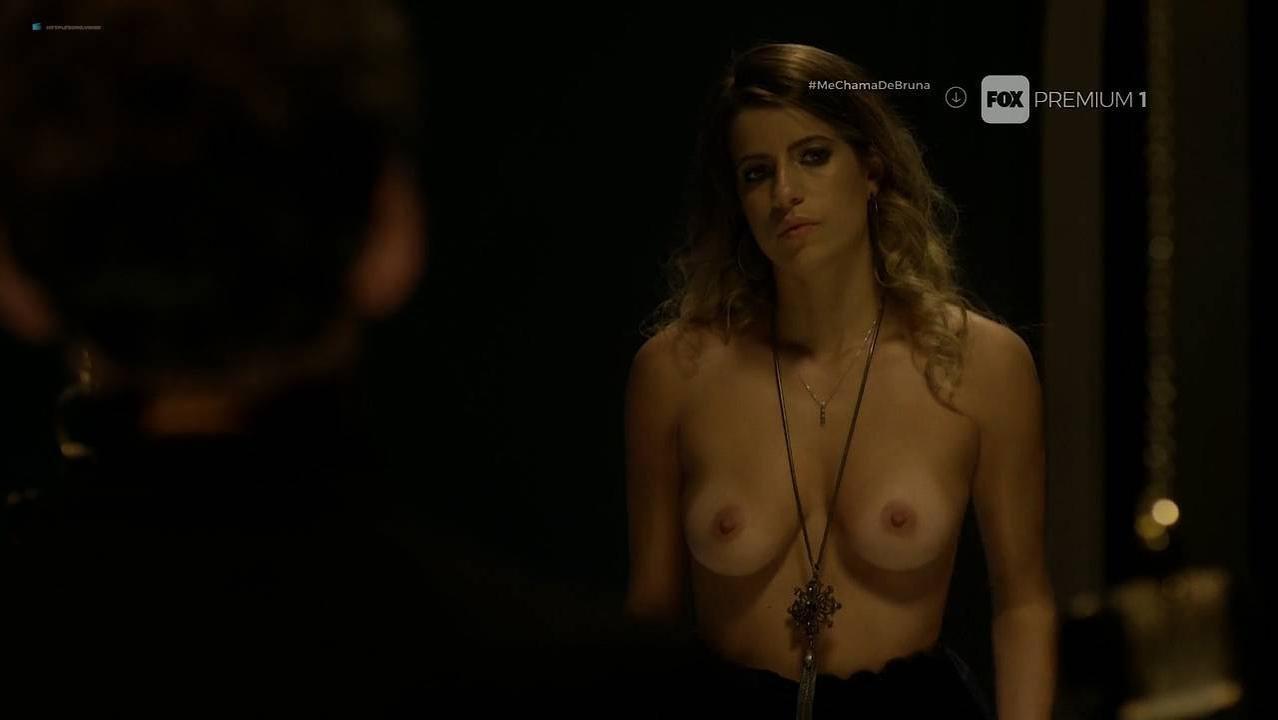 Maria Bopp nude, Miriam Lanzoni nude, Li Borges nude - Me Chama De Bruna s02e01-02 (2017)