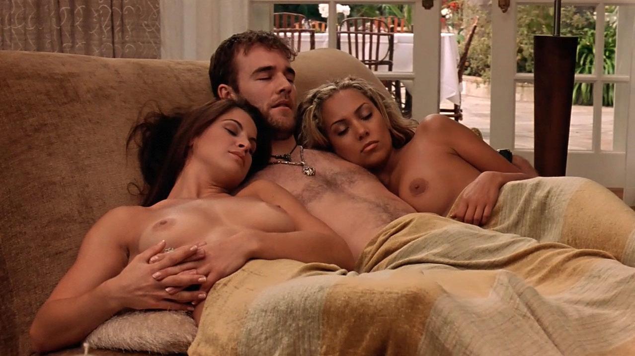 Carla Harvey nude, Nikki Ziering nude, Eva Derrek nude - Standing Still (2005)
