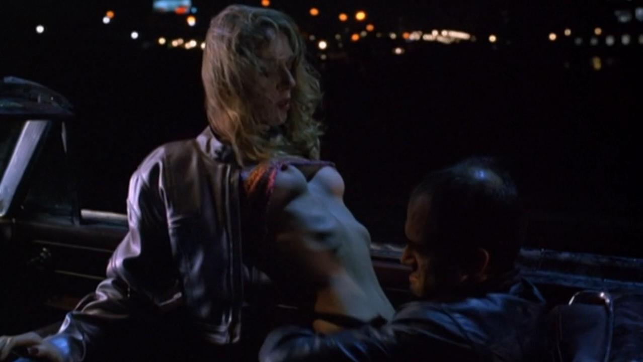 Yolande Julian nude - Crash (1996)