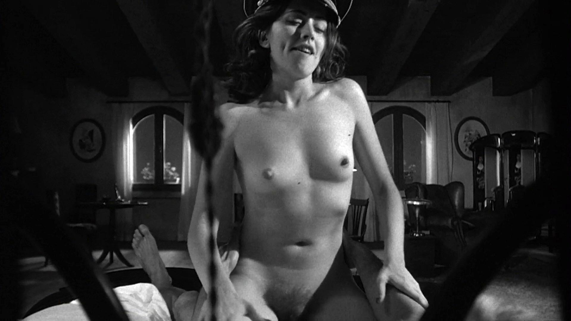 Loredana Cannata nude - Black Angel (2002)