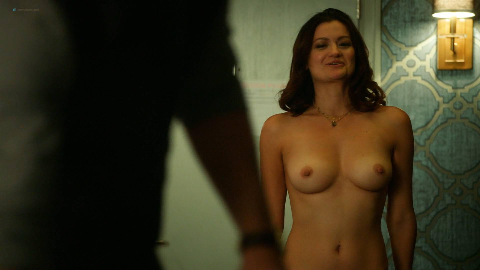 Leah McKendrick nude, KaDee Strickland sexy - Shut Eye s02e08 (2017)