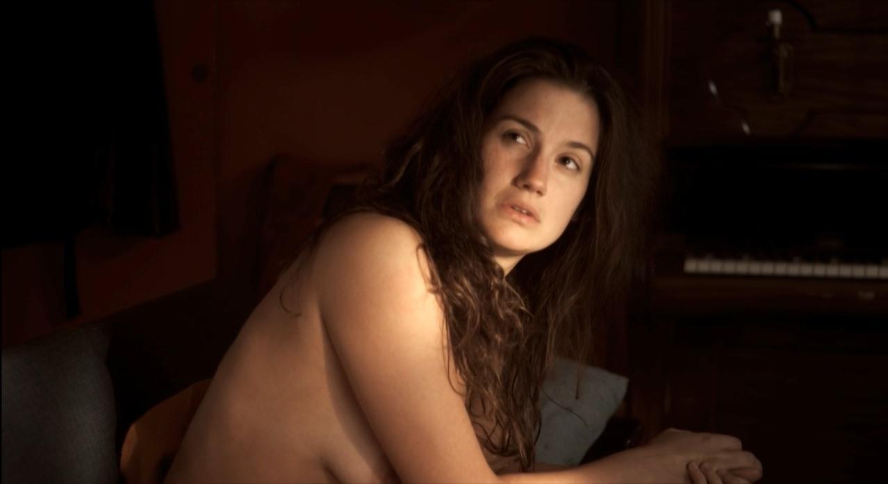 Danica Curcic nude - Over Kanten (2012)