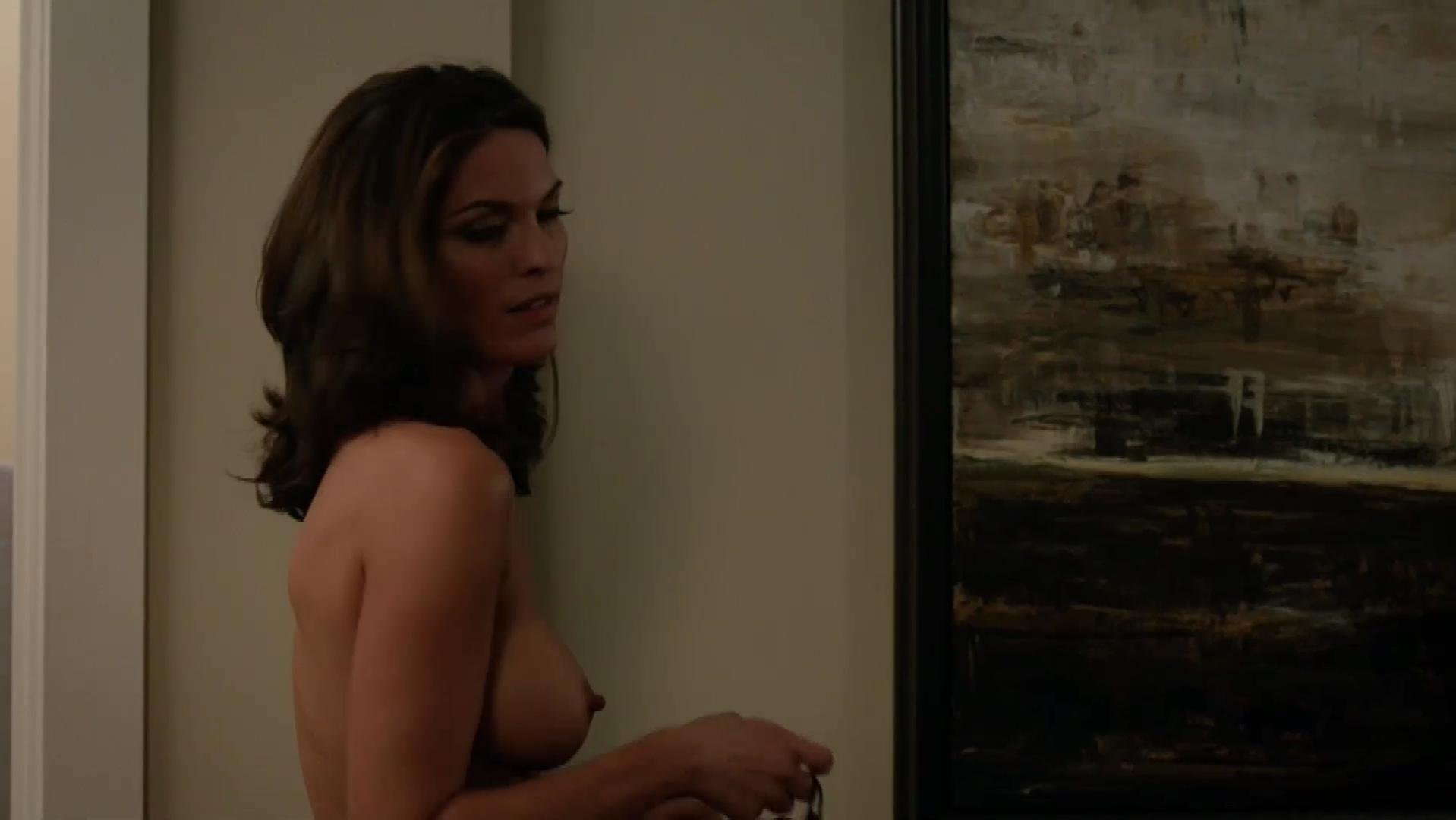Alana De La Garza nude, Melanie Ratcliff nude - Are You Here (2013)