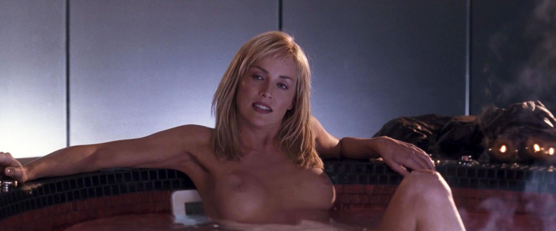 Sharon Stone nude - Basic Instinct 2 (2006)