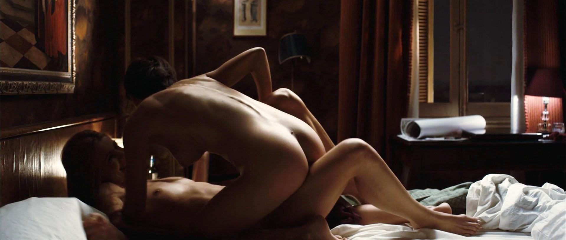 Elena Anaya nude, Natasha Yarovenko nude - Room in Rome (2010) #2