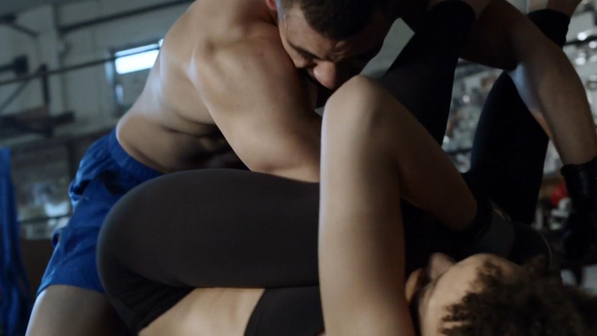 Britne Oldford Nude nude video celebs � britne oldford sexy - hunters s01e01 (2016)