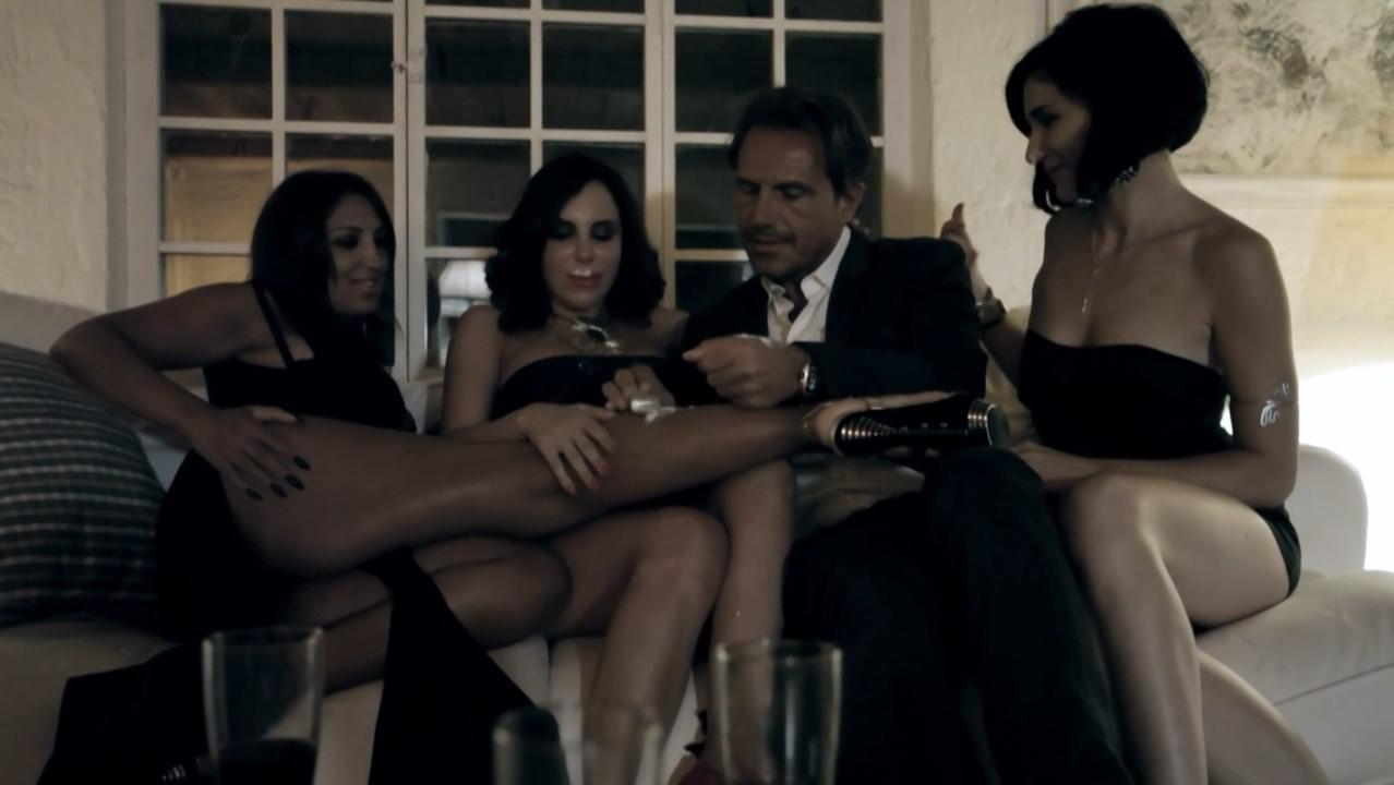 Daniela Ciccone nude, Michela Foresta nude, Chiara Pavoni nude - Violent Shit The Movie (2015)