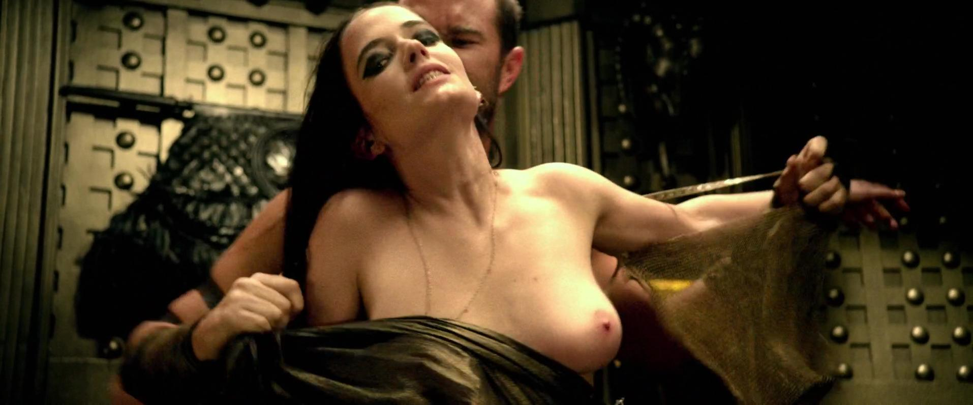 Eva green 300 rise of an empire Part 5