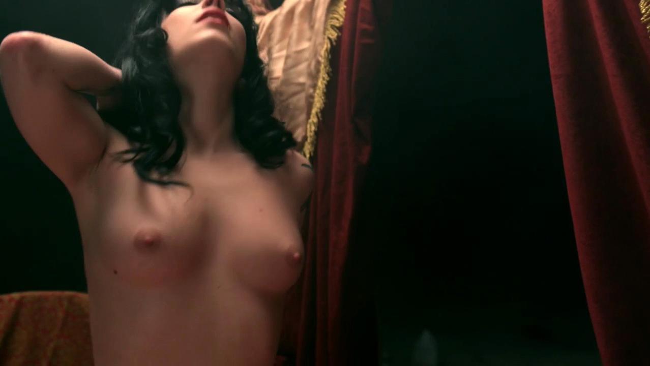 Ashley williams naked
