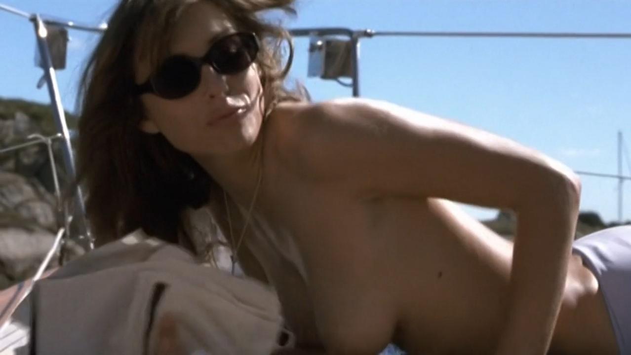 Were Catherine ballard nude pics from crash