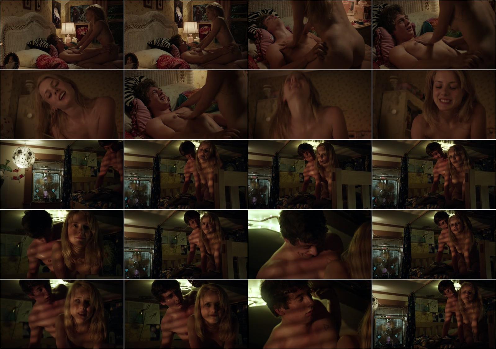Laura Wiggins nude - Shameless s02e02-03 (2012)