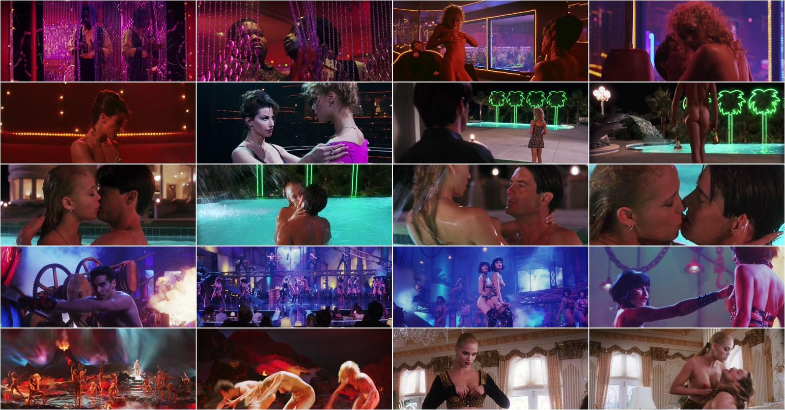 Elizabeth Berkley nude - Showgirls (1995)
