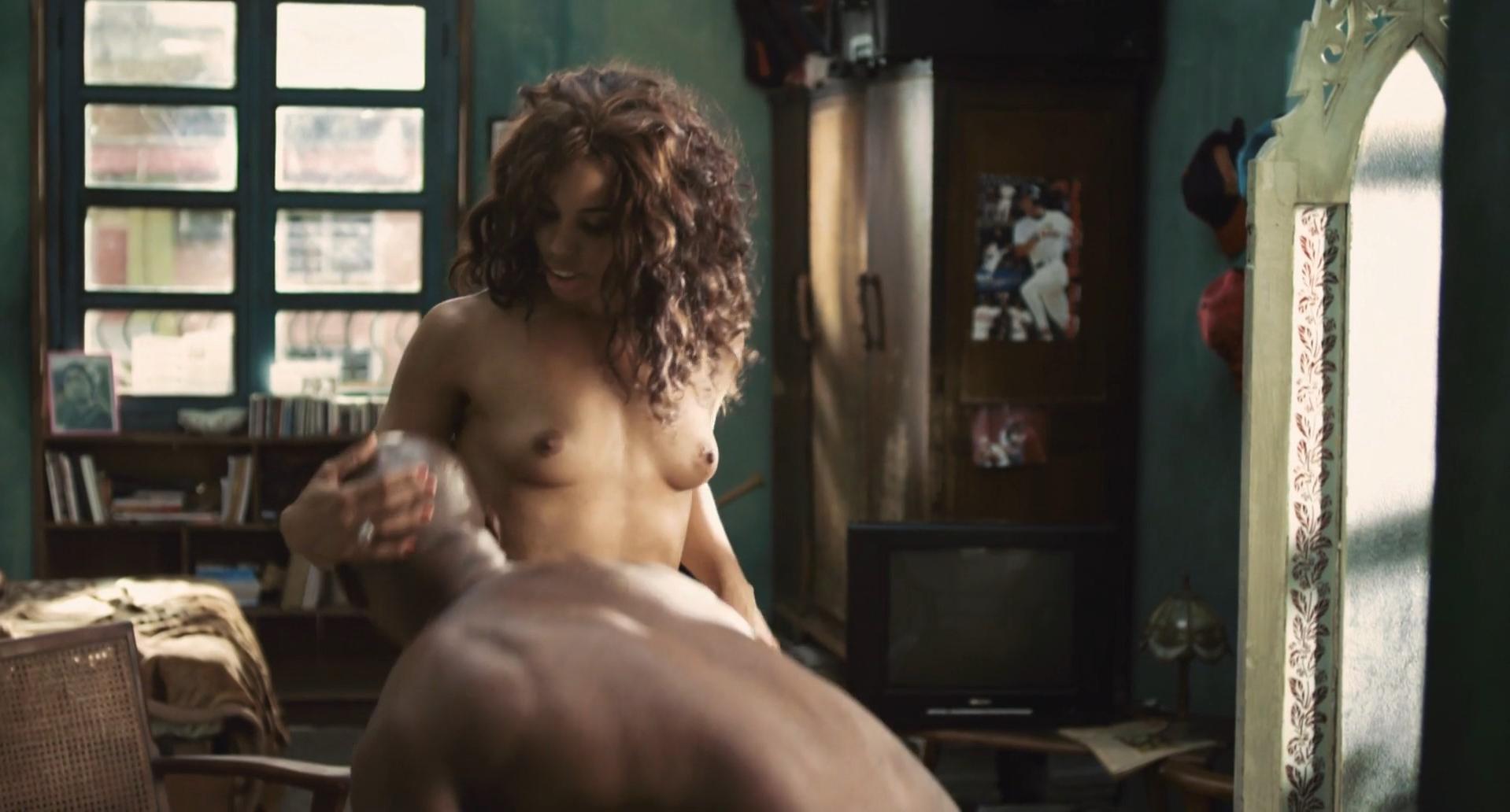 Melvis Santa Estevez nude - 7 Days in Havana (2012)