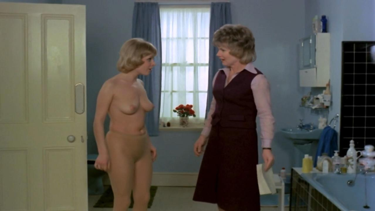 Astrid Frank nude - Au Pair Girls (1972)