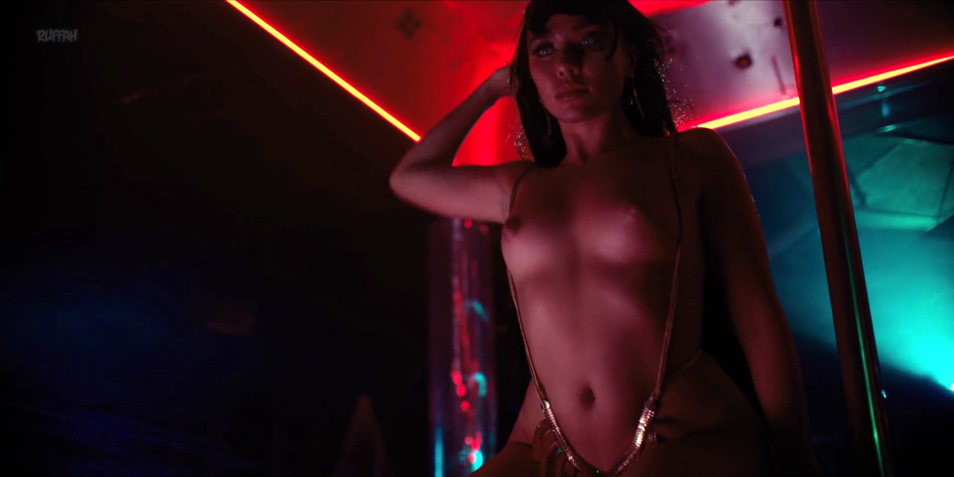 Lisa Chandler nude, Kat Pasion nude - Altered Carbon s01e01 (2018)