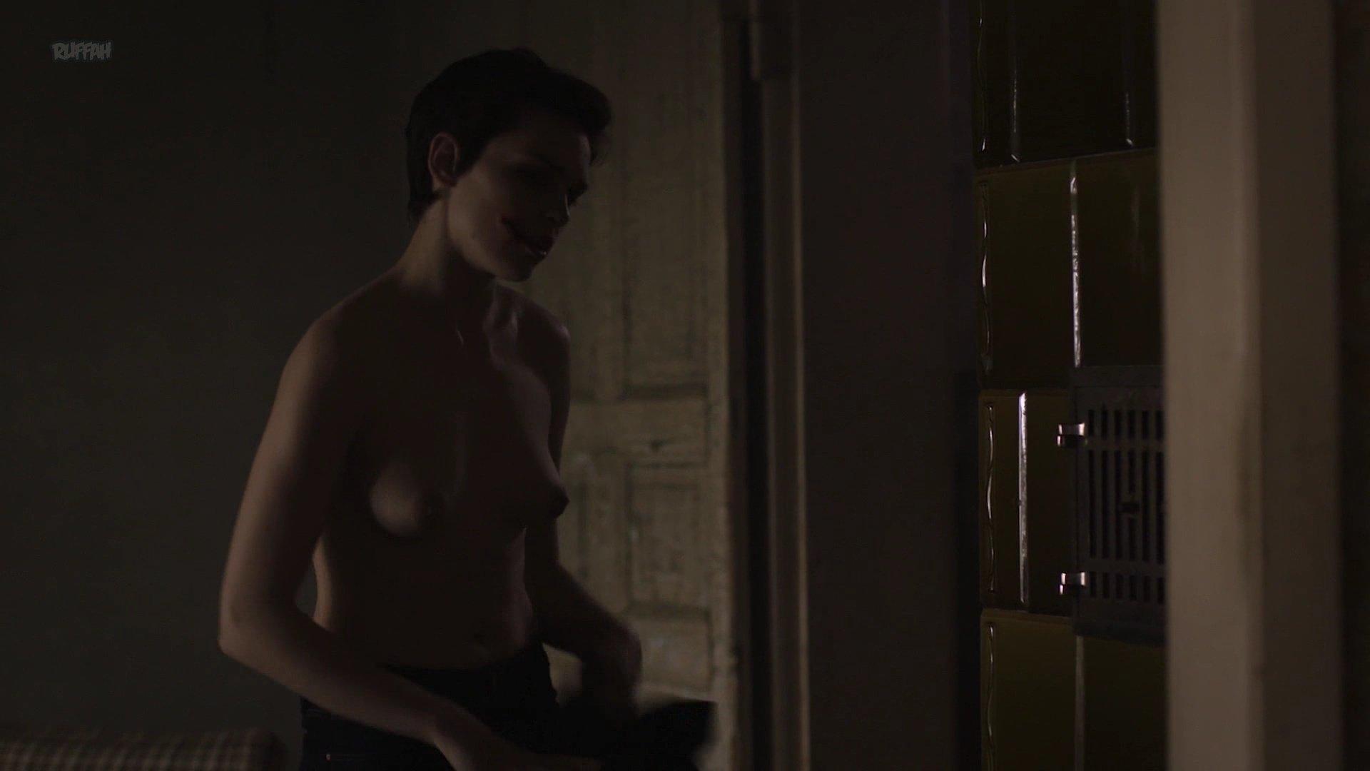 Sara Serraiocco nude - Counterpart s01e02 (2018)