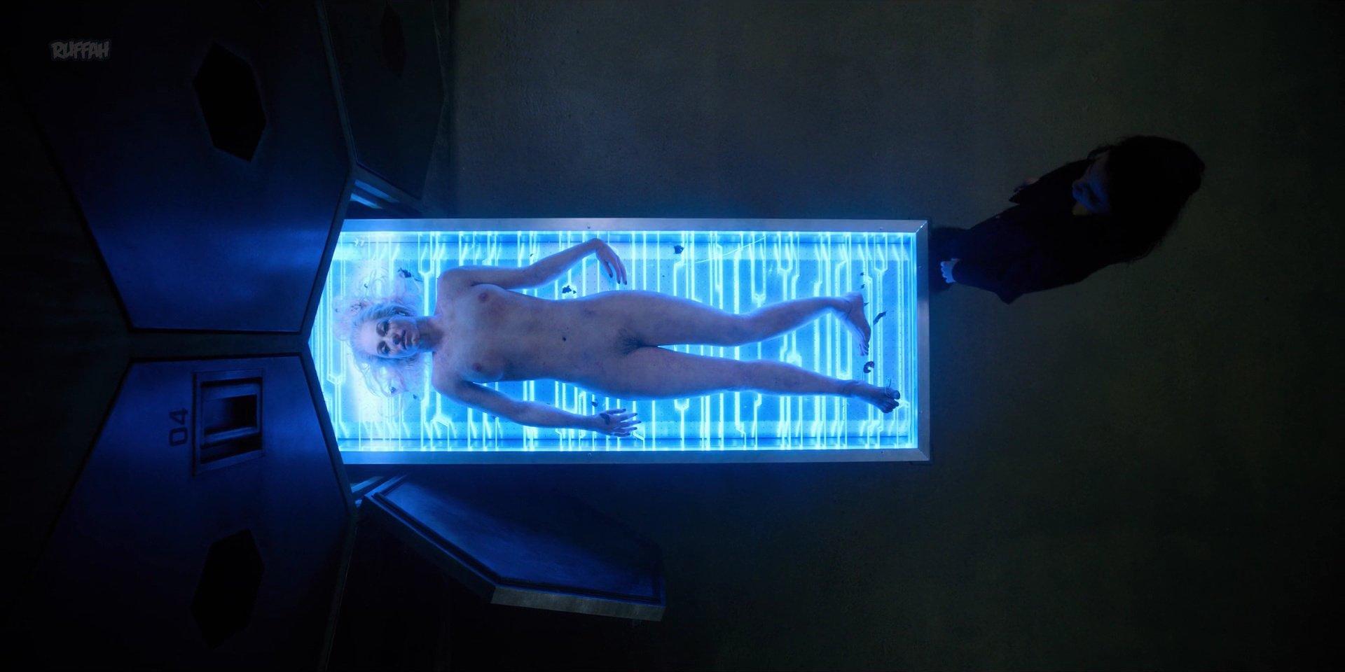 Kristin Lehmann nude, Lisa Chandler nude- Altered Carbon s01e02 (2018)