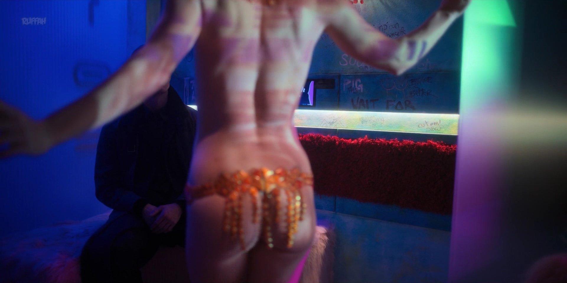 Stephanie Cleough nude - Altered Carbon s01e02 (2018)