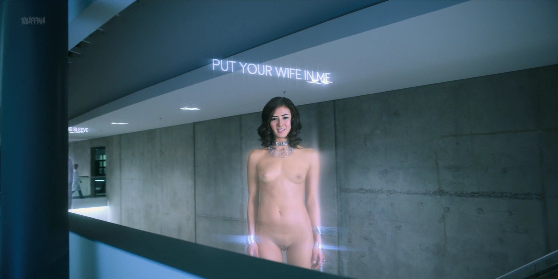 Nalani Wakita nude - Altered Carbon s01e02 (2018)