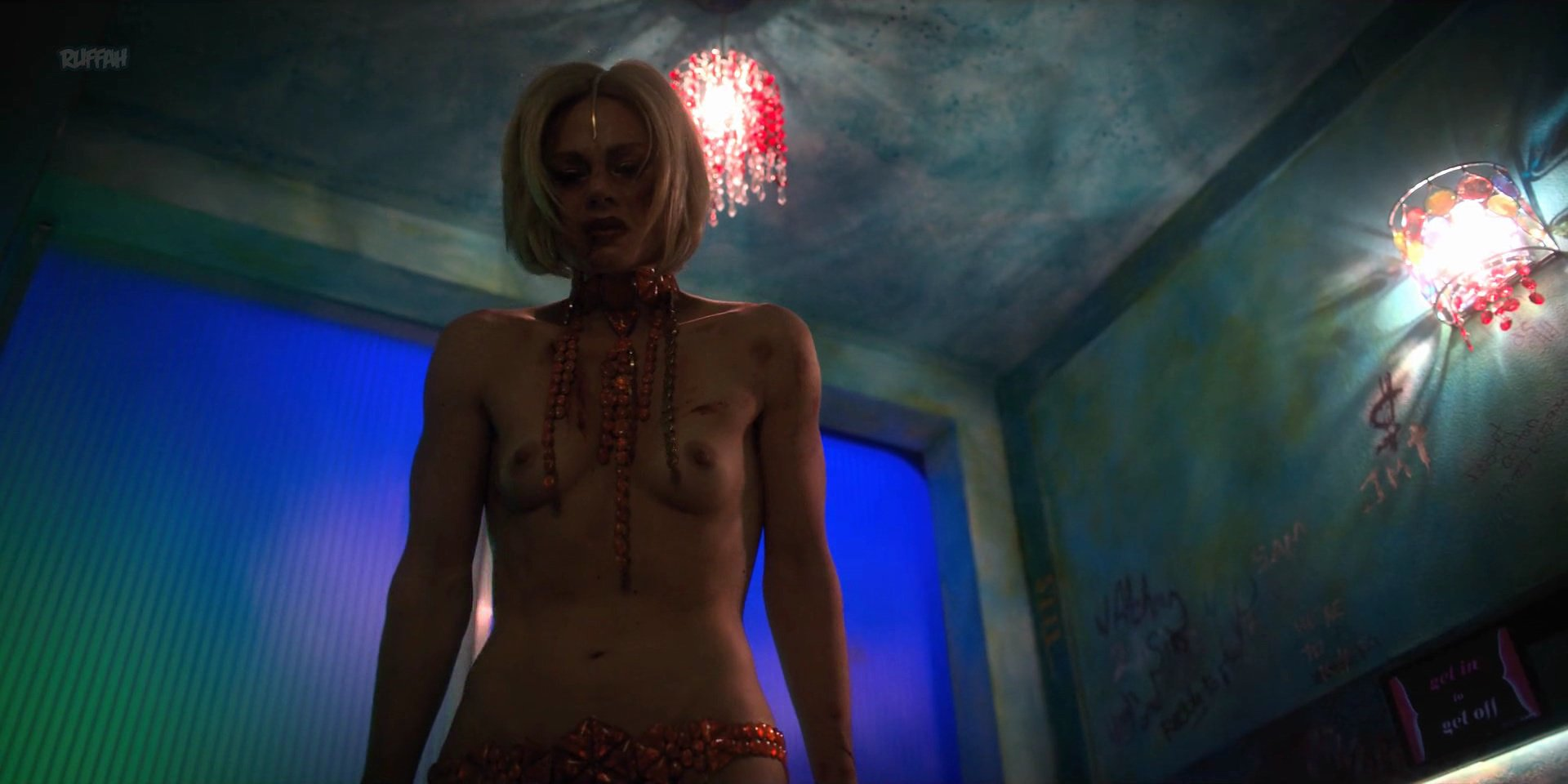 Stephanie Cleough nude - Altered Carbon s01e03 (2018)