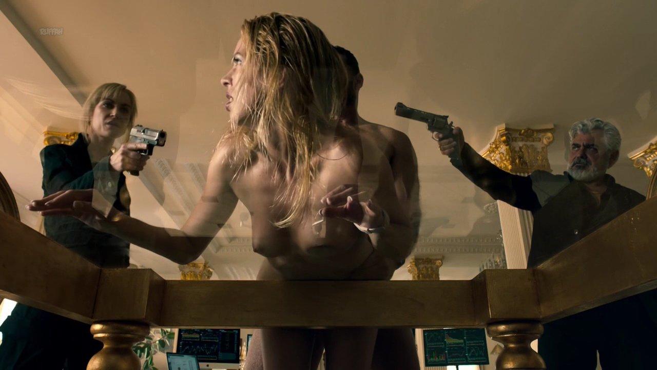 Fanny Muller nude - Strike Back s06e07 (2018)